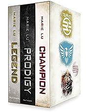 The Legend Trilogy Boxed Set: Legend/Prodigy/Champion