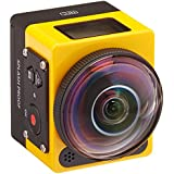 Kodak PIXPRO SP360 Action Cam with Extreme Accessory Pack