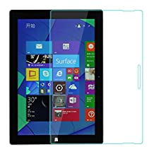 Surface Pro 3 Glass Screen Protector, GARUNK Tempered Glass Screen Protector [9H Hardness] [Crystal Clear] [Scratch Resist] [Bubble Free Install] for Microsoft Surface Pro 3 12 inch (2014)