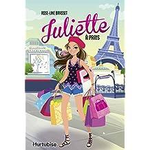 Juliette à Paris (French Edition)