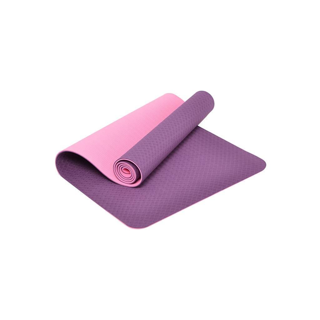 H Fitness Tapis De Yoga BiCouleure Non-Slip élargissant Danse Extérieure Portable Bébé Rampant 8 Couleurs en Option