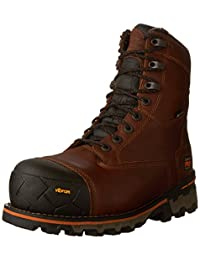 "Timberland PRO Men's 8"" Boondock WP CSA Work Boot"