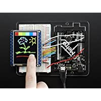 Adafruit 2.4 TFT LCD with Touchscreen Breakout w/MicroSD Socket - ILI9341