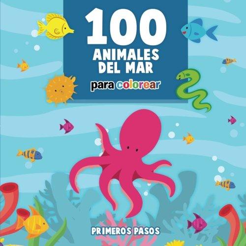 100 Animales Del Mar Para Colorear Dibujos Para Pintar Para Ninos