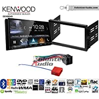 Volunteer Audio Kenwood DDX9904S Double Din Radio Install Kit with Apple CarPlay Android Auto Bluetooth Fits 1996-2000 Hyundai Elantra, 1995-1998 Sonata