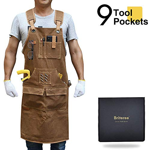 Briteree Woodworking Aprons For