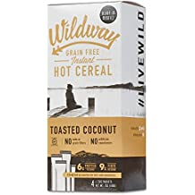 Wildway Grain-free Hot Cereal Twin Pack (Toasted Coconut) (Certified gluten-free, Paleo, Vegan, Non-GMO)