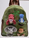 """Dino Backpack 11"""" by Unipak"""