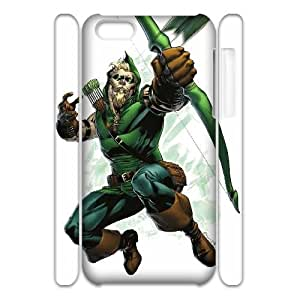 Customized Green Arrow 3D Phone Case, Personalized Hard Back Phone Case for Samsung Galaxy Note 3 N9000 Green Arrow