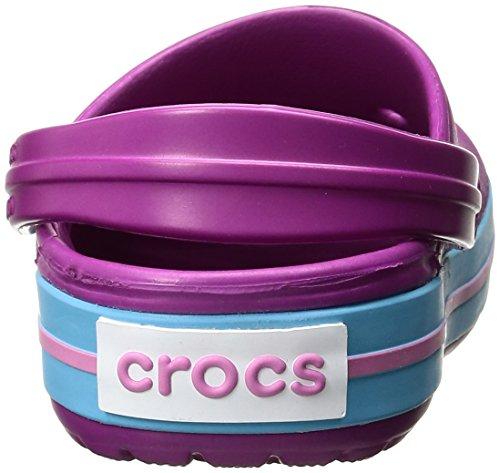 Violet Sabots vibrant Croc Violet 37 Clog Mixte Eu Adulte Band Crocs 36 t4x1Yqwq6