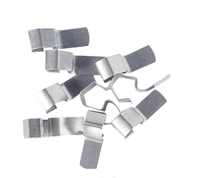 Weck 48 Klammern Für Einmachgläser Einkochgläser Weckklammern Einweckklammern Clipse