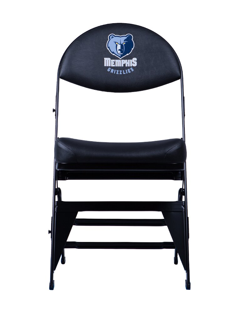 Spec Seats Official NBA Licensed X-Frame Courtside Seat Memphis Grizzlies