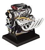 Liberty Classics Hemi Top Fuel Dragster Engine Replica, 1/6th Scale Die Cast