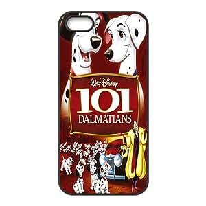 EROYI 101 Dalmatians Case Cover For iphone 5c Case