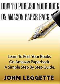 publish my ebook on amazon