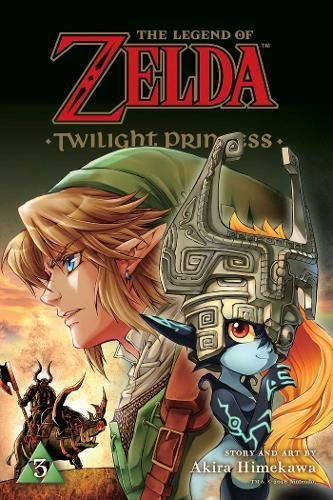 Amazon com: The Legend of Zelda: Twilight Princess, Vol  3 (3
