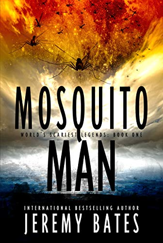 Mosquito Man edge your seat psychological ebook