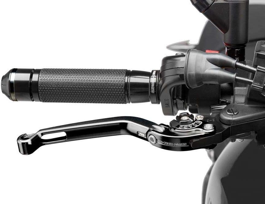 Puig 160NN1161 Puig 160NN1161 Brems-Kupplungshebel Thruxton schwarz sw VS Set Set DE01 2016- klappbar