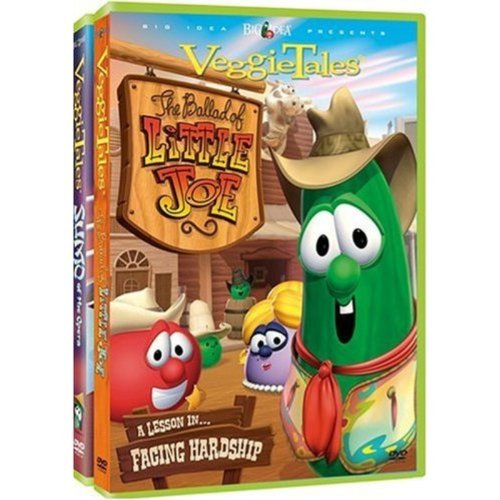 Veggie Tales: The Ballad of Little Joe - Marketplace Outlet