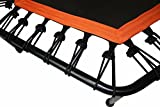 Jump-Power-44-Hexagon-Ultra-Bungee-Fitness-Trampoline-wT-bar-Safety-Pad-Professional-Gym-Rebounder-used-in-Homes-Gyms-Physio-Clinics-Buy-the-Best-because-Your-Body-Deserves-It