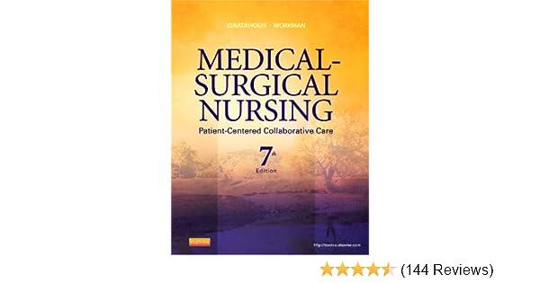 Medical Surgical Nursing Patient Centered Collaborative Care