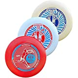 Wham-O Ultimate Flying Disc Frisbee 175g, Assorted Colors
