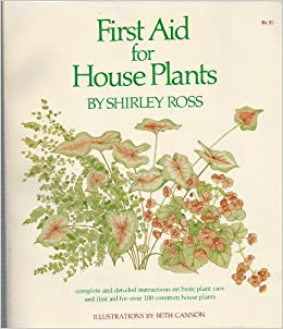 First Aid for House Plants