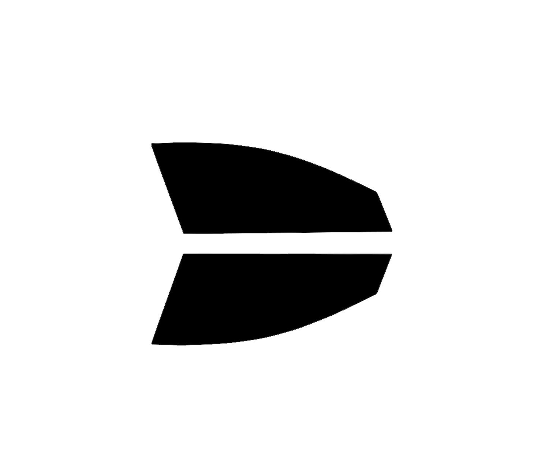Mercedes CLS Shooting Brake 2013-2016 5/% Very Dark Limo Tint PSSC Pre Cut Rear Car Window Films