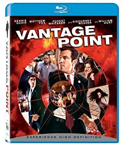 Vantage Point (+ BD Live) [Blu-ray] by Sony Pictures Home Entertainment