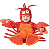 LSH STORE Baby Clothes 3-24m Lobster Baby Cosplay Baby Costume Baby Romper Baby Onesies Holiday Clothes Party Clothes