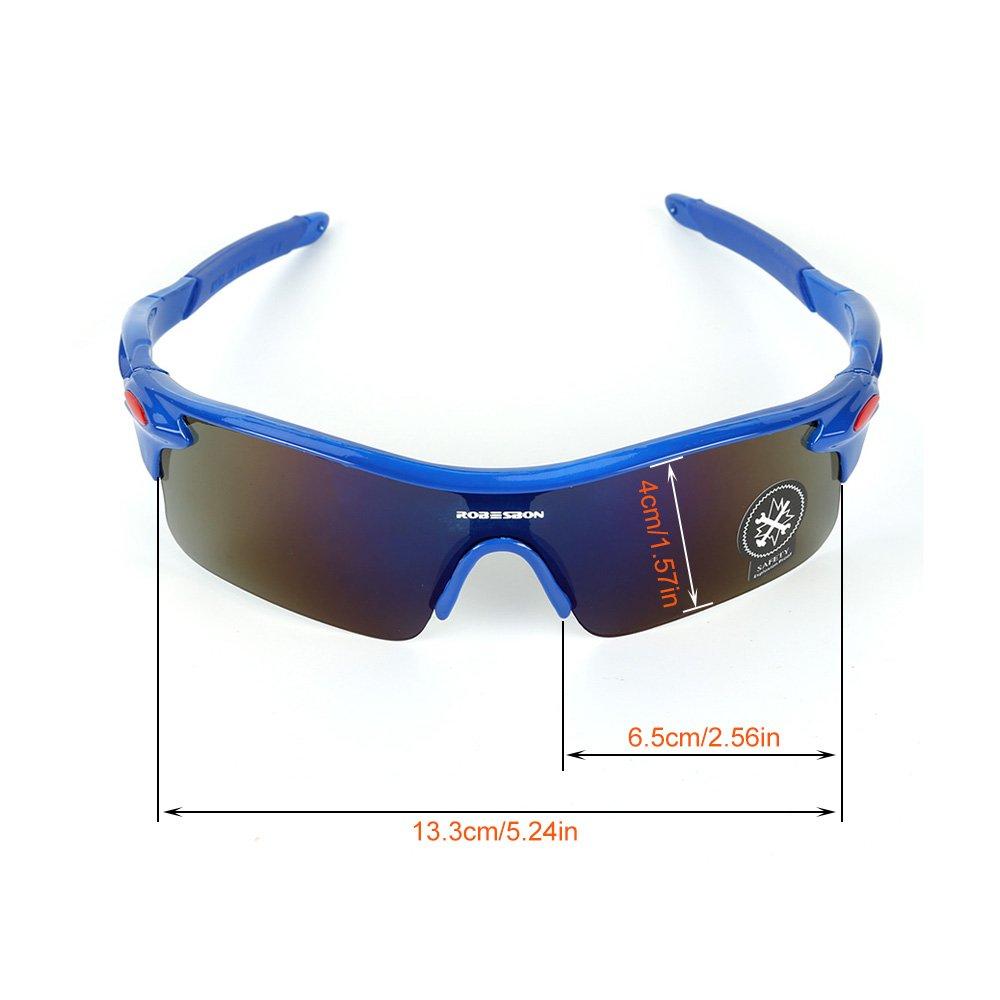 a610fcf5e0 yellow   Men Women Cycling Glasses Outdoor Sport Mountain Bike MTB Bicycle  Glasses Motorcycle Sunglasses Eyewear  Amazon.in  Home   Kitchen