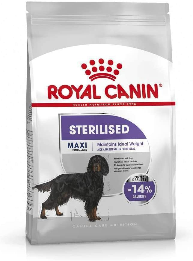 Royal Canine Adult Sterilised Maxi 9Kg 9000 g
