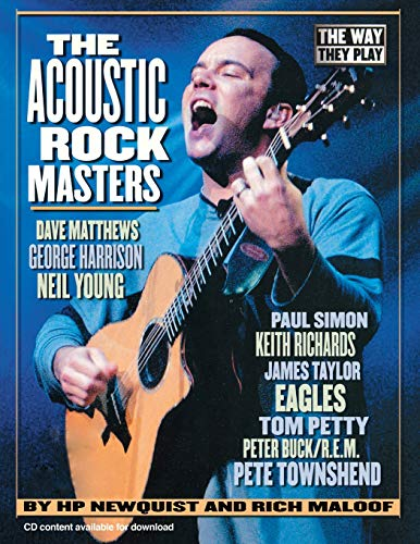 The Acoustic Rock Masters: The Way They Play: Includes Online Lessons ()
