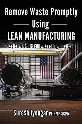 Remove Waste Promptly Using Lean Manufacturing: Lean Manufacturing Plan (Business Coaching)