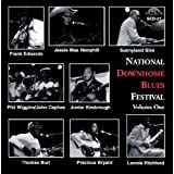 Vol. 1-National Downhome Blues Festival