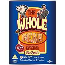 Mr. Bean - The Whole Bean (Complete Collection) - 12-DVD Box Set