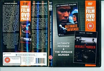 Ultimate Revenge and The Versace Murder - Double Film DVD Pack: Amazon.es: Cine y Series TV