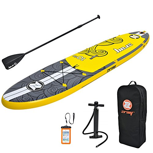 Zray Inflatable Paddle Board 10'10