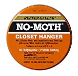 Reefer-Galler NO Moth Closet Hanger Kills Clothes