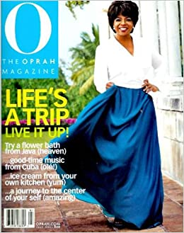 Oprah aha moment
