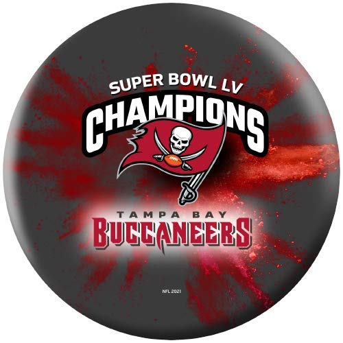 KR-Strikeforce-Tampa-Bay-Buccaneers-NFL-Championship-Bowling-Ball-Undrilled-Polyester-Bowling-Ball