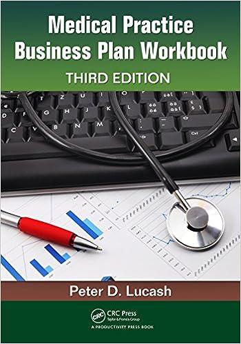 Amazon.com: Medical Practice Business Plan Workbook, Third Edition ...