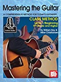 img - for Mastering the Guitar Class Method 9th Grade & Higher (Mastering Guitar) book / textbook / text book