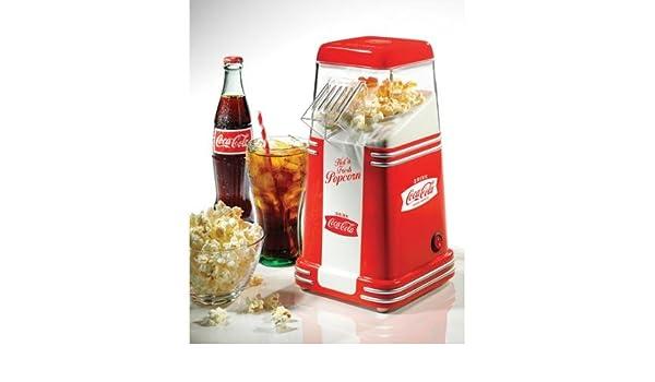 Amazon Com Nostalgia Electrics Coca Cola Series Rhp310coke Mini