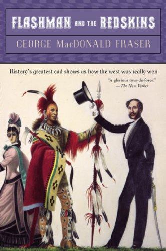 Flashman Redskins George MacDonald Fraser ebook product image
