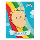 HAPPY FOOT Baby Soft Exfoliating Foot Peel by Bloom Cute Cute