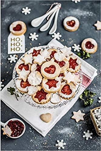Christmas Cookie Recipes 2019.Christmas Cookies Blank Recipe Book For All Your Favorite