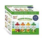 NurturMe Power Blends Fruit & Veggie Combos (3.5 oz., 12 ct.)