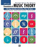 Alfred's Essentials of Music Theory: Complete Teacher's Activity Kit