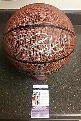 Devin Booker - JSA Certified Signed Basketball Nba Kentucky All Star Suns 3 Point